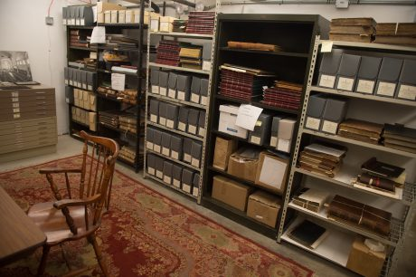 Christ Church historical library collection